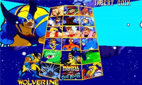 Marvel Super Heroes Vs Street Fighter Apk Download