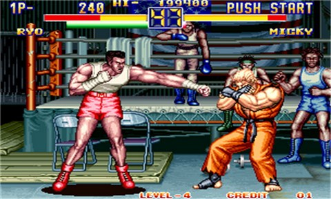art of fighting 2 free download for android