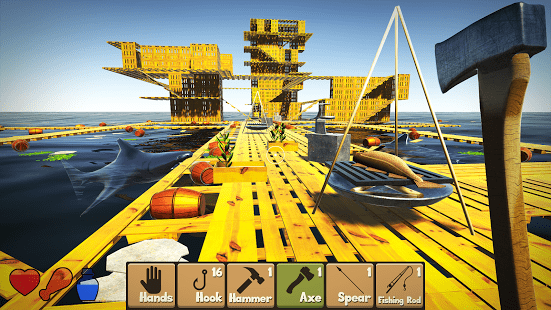 Raft Survival Simulator Apk Download DroidApk.org (1)