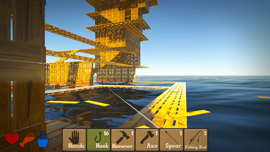 Raft Survival Simulator Apk Download DroidApk.org (3)
