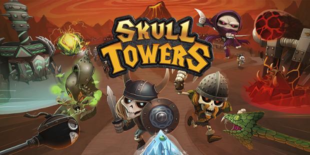 Skull Towers Mod APK Download DroidApk.org (3)