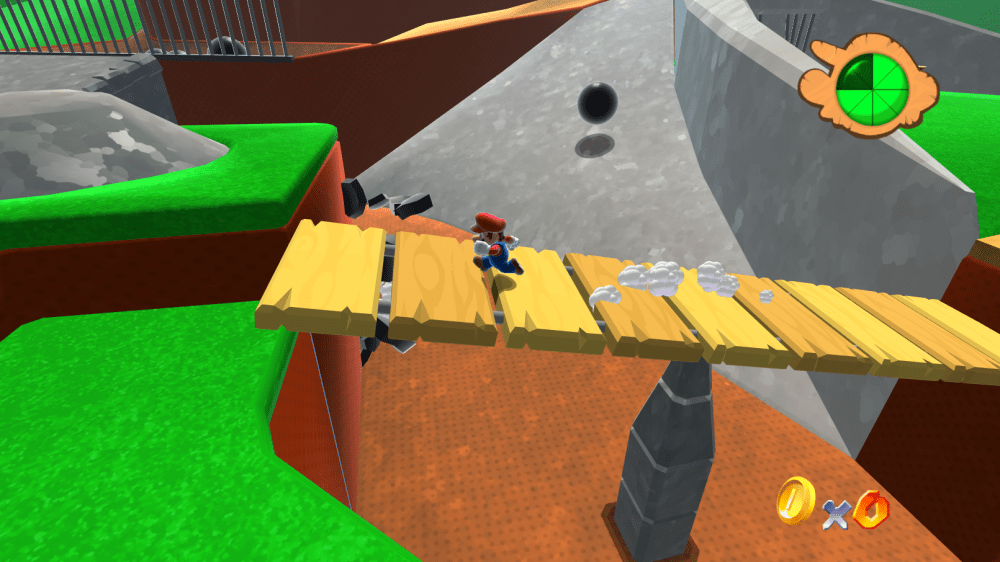 Super Mario 64 HD APK Download DroidApk.org (5)