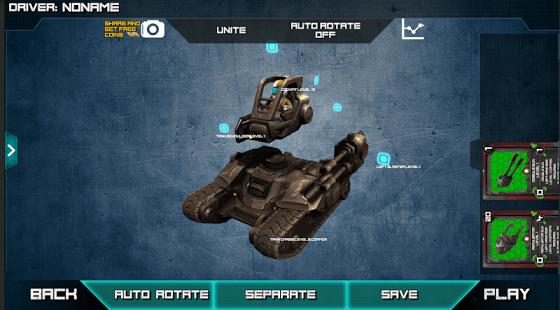 Frag The Tanks Premium MOD APK Download Android Game DroidApk.org (2)