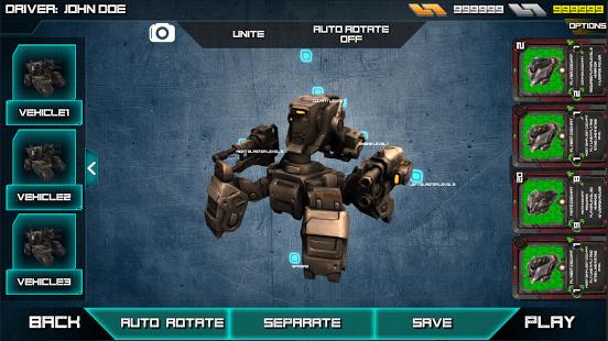 Frag The Tanks Premium MOD APK Download Android Game DroidApk.org (5)