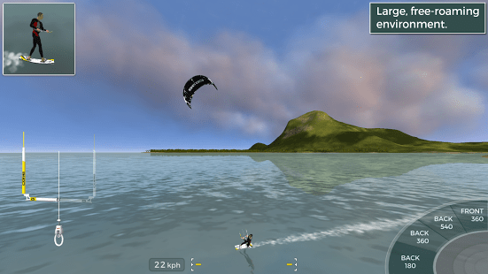 Kiteboard Hero APK Android Game Download For Free DroidApk.org (3)