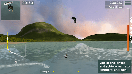 Kiteboard Hero APK Android Game Download For Free DroidApk.org (6)