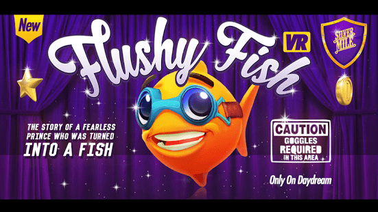 Flushy Fish VR APK (6)
