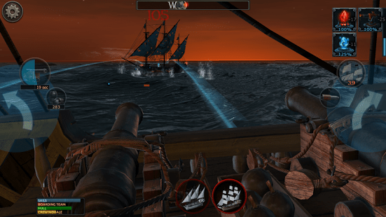 Tempest Pirate Action RPG APK (2)