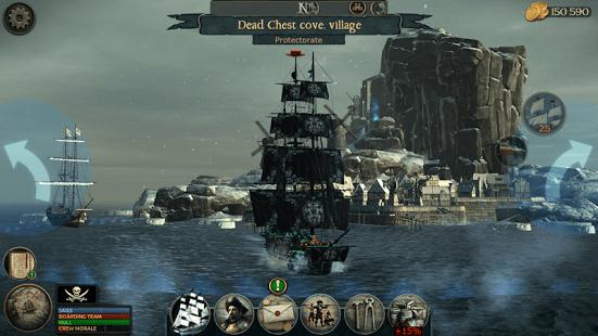 Tempest Pirate Action RPG APK (3)