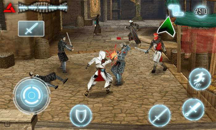 Assassin's Creed HD APK (2)