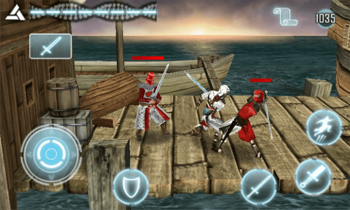 Assassin's Creed HD APK (5)