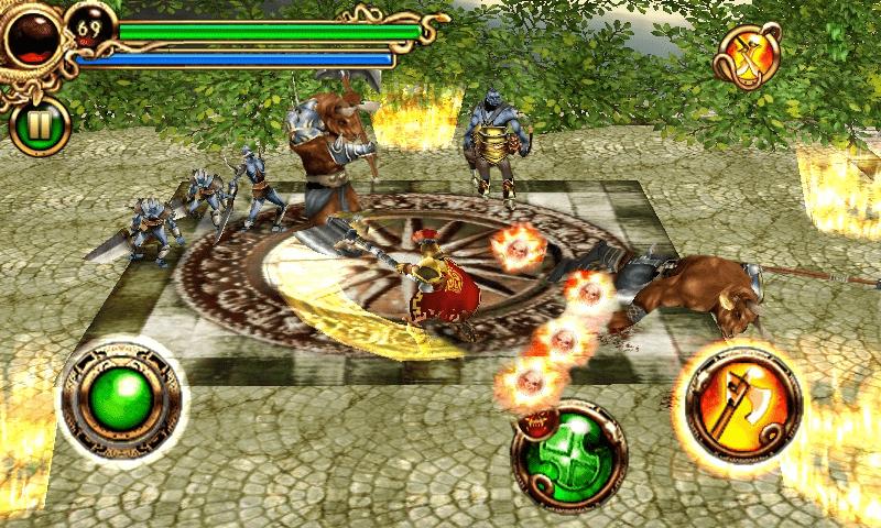 Hero Of Sparta HD APK (1)