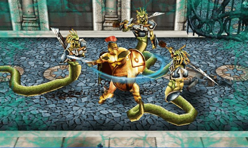 Hero Of Sparta HD APK (2)