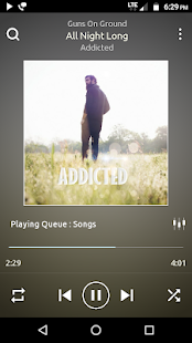 PowerAudio Pro music player APK v4 0 4 Android APP Download