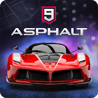 Asphalt 9 Apk + Obb Android Download