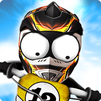 Stickman Downhill Motocross Mod Apk Android Download (1)