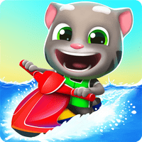 Talking Tom Jetski 2 Mod Apk Download