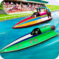 Speed Boat Racing Mod Apk Android Download (1)